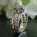 Custom Diamond Wedding Ring Restyle Columbus
