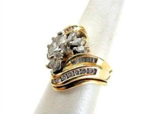 Old Wedding Ring Restyle Dublin