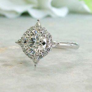 lab grown diamond engagement ring dublin ohio