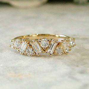 custom diamond ring columbus ohio jewelry store