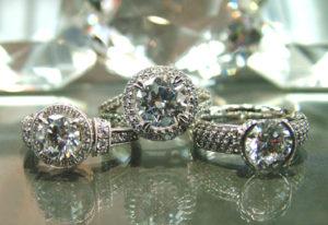 Diamond Engagement Rings At Scotts Custom Jewelers Dublin