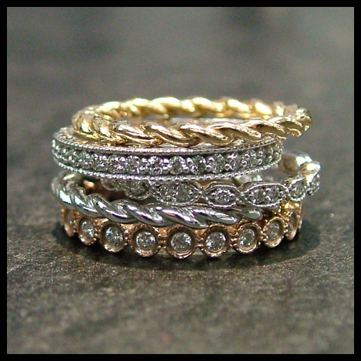 Top Wedding Ring Trends for 2017