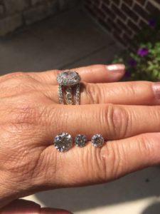 Upgrade Diamond Ring