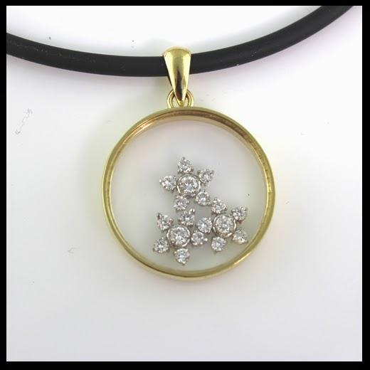 Spring Showers Bring…Diamond Flowers!