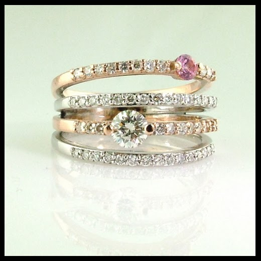 A Truely Special Custom Mother's Ring.